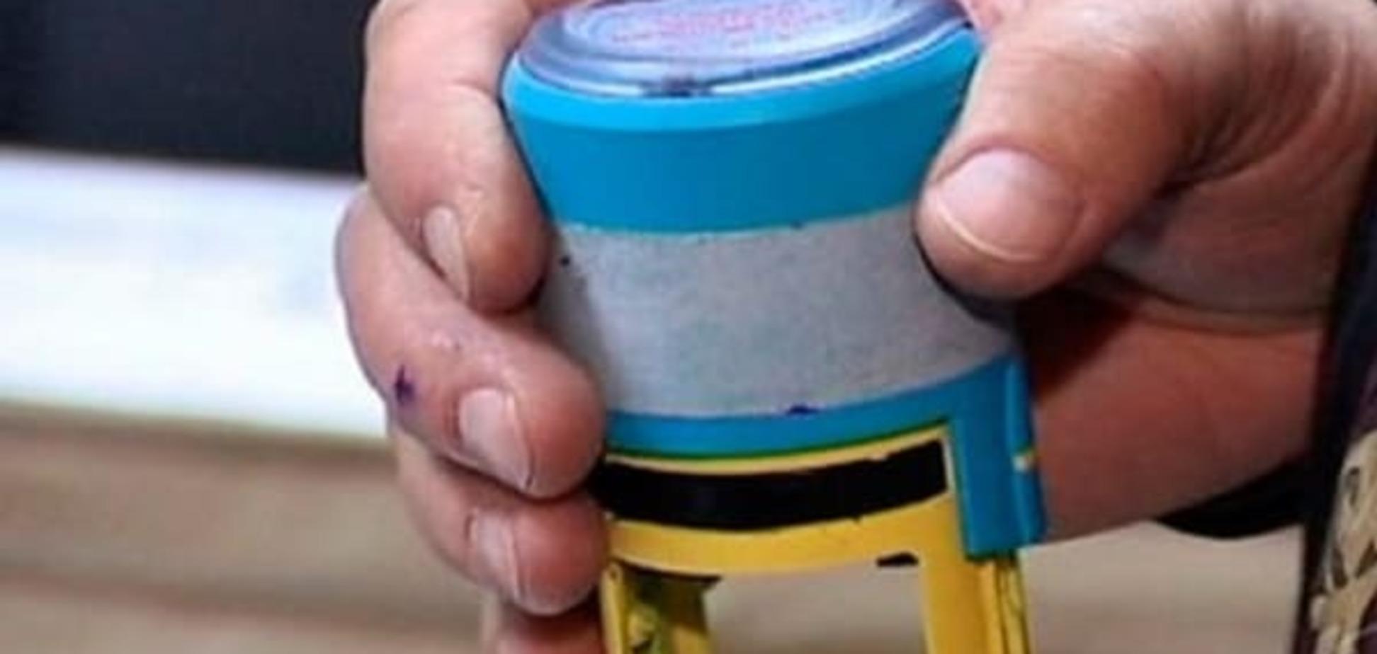 Как на 215 участке печать искали: на видео засняли нарушение на выборах в Киеве