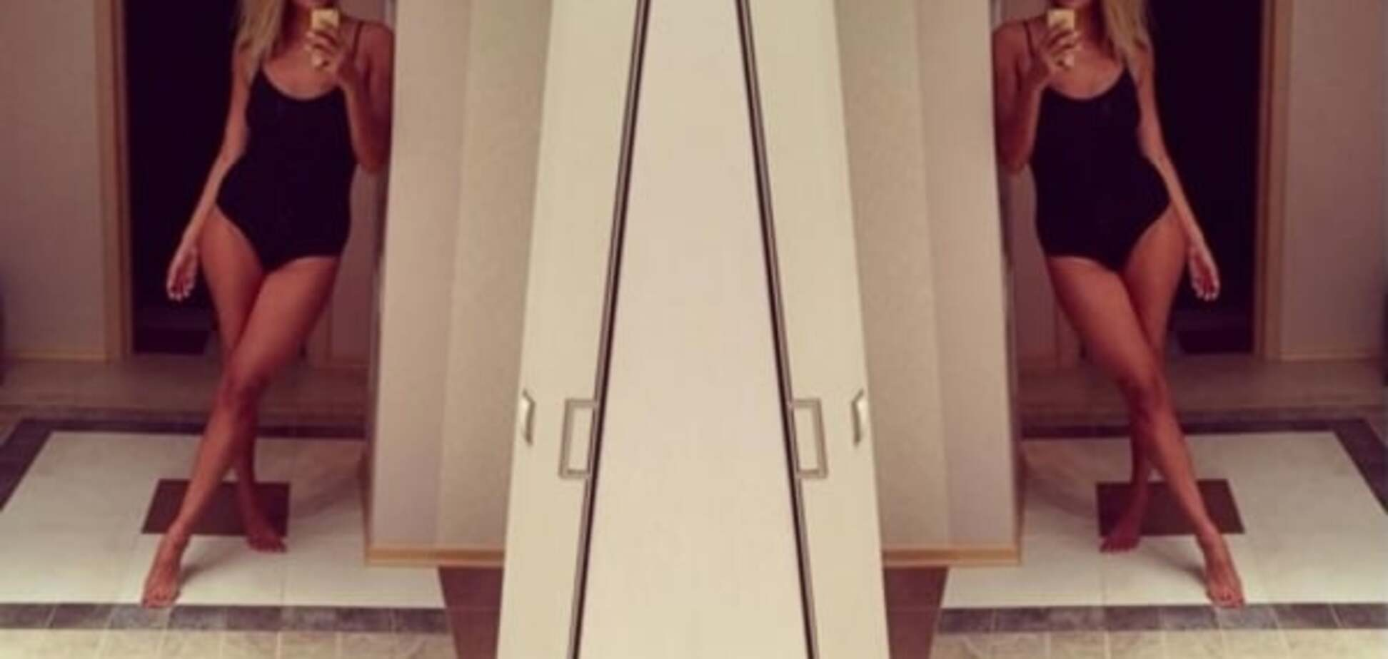 Клочкова сделала пикантное селфи в нижнем белье