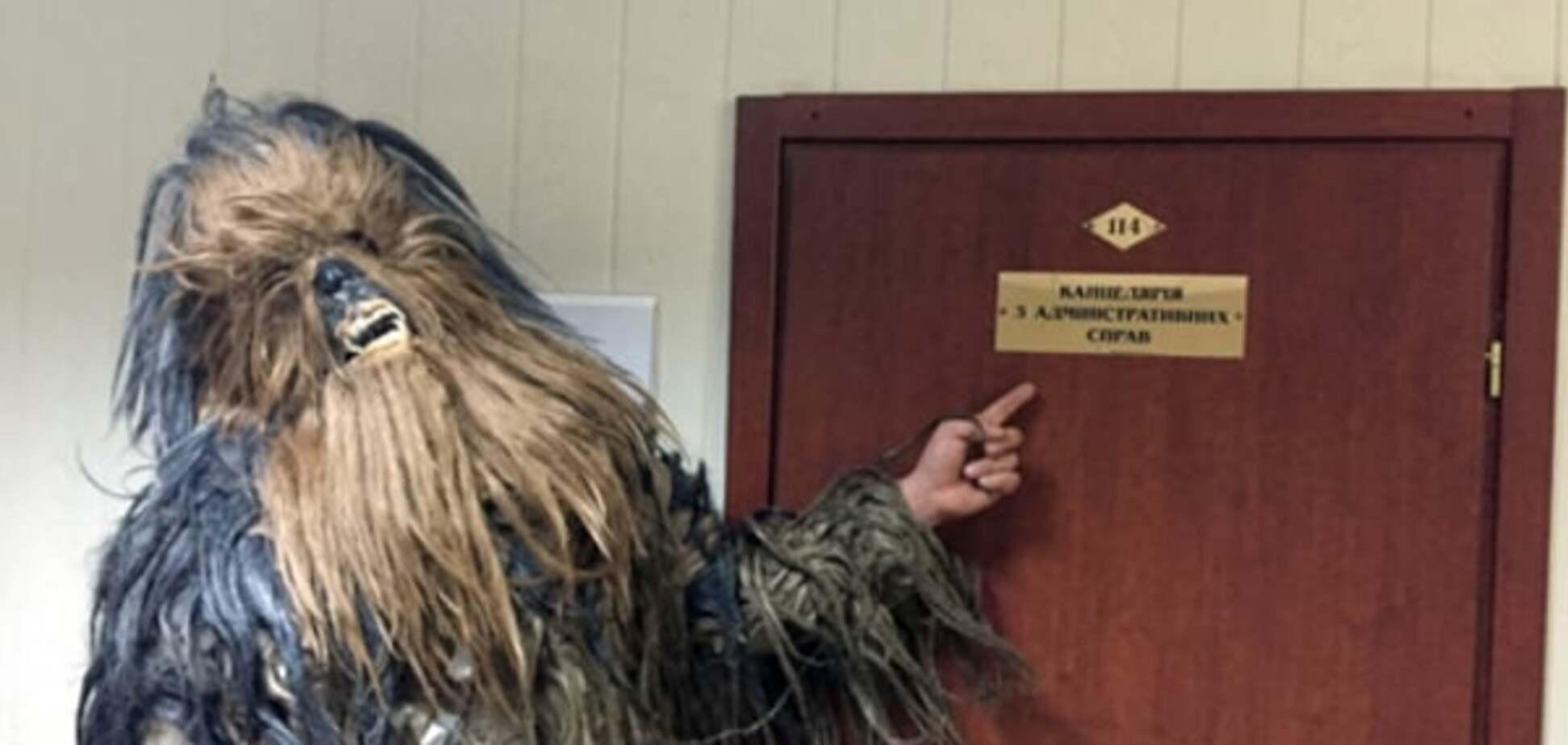 В Одесі суд поставив крапку у затриманні 'Чубакки': опубліковано фото