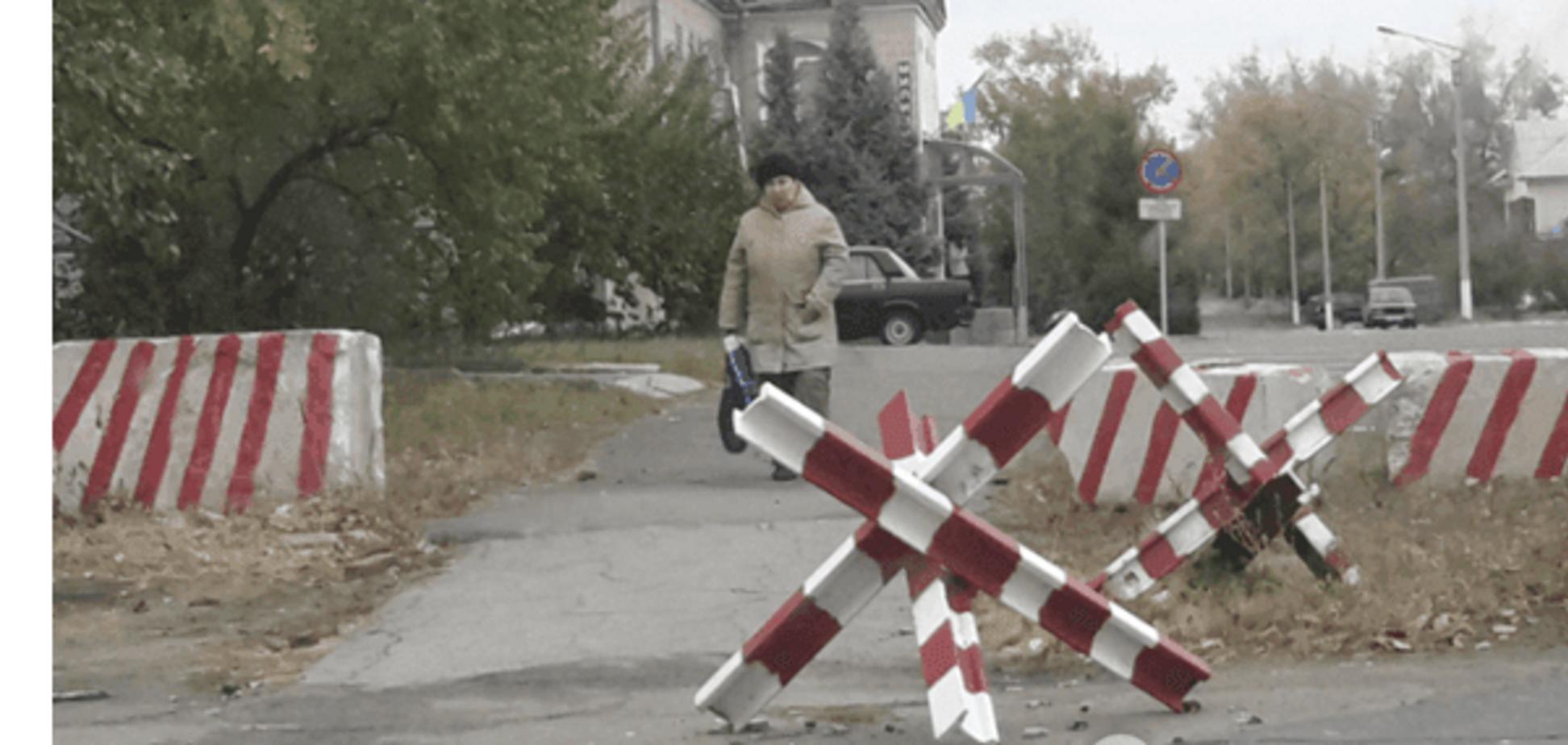 Выборы на Донбассе: пустые улицы и мертвые участки