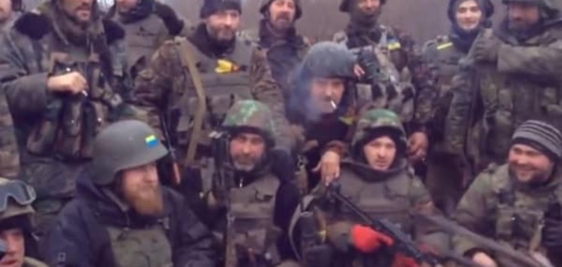 В Сети показали, как украинские воины выходили из окружения под Дебальцево: видеофакт