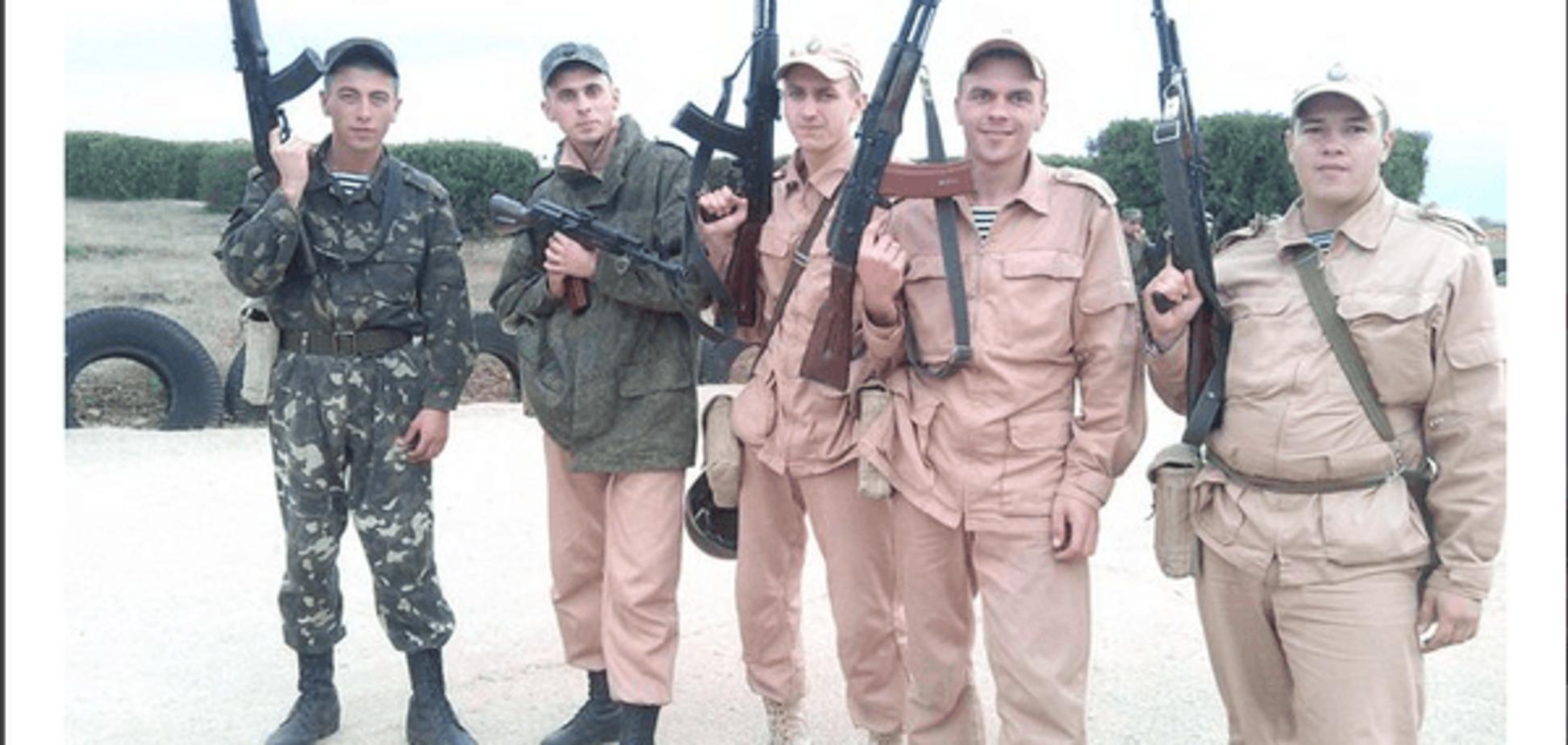 Россия готовит в Крыму солдат для наземной операции в Сирии: опубликованы фото