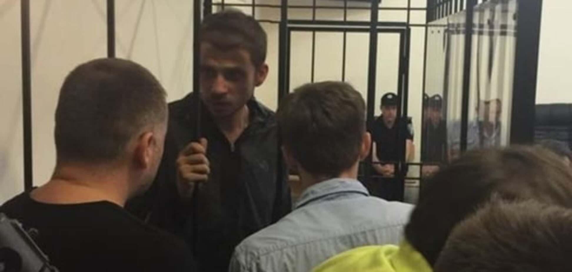 Вбивство Бузини: після рішення суду Медведько пригрозив голодуванням
