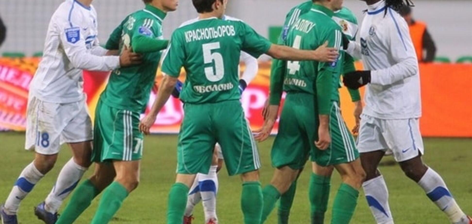 Шесть самых громких расистских скандалов в украинском футболе