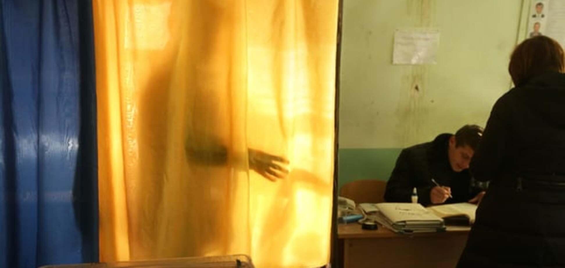 Источник: Местные выборы в Украине