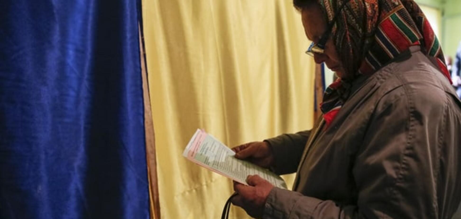 У Львові на одній з ділянок зупинено підрахунок голосів