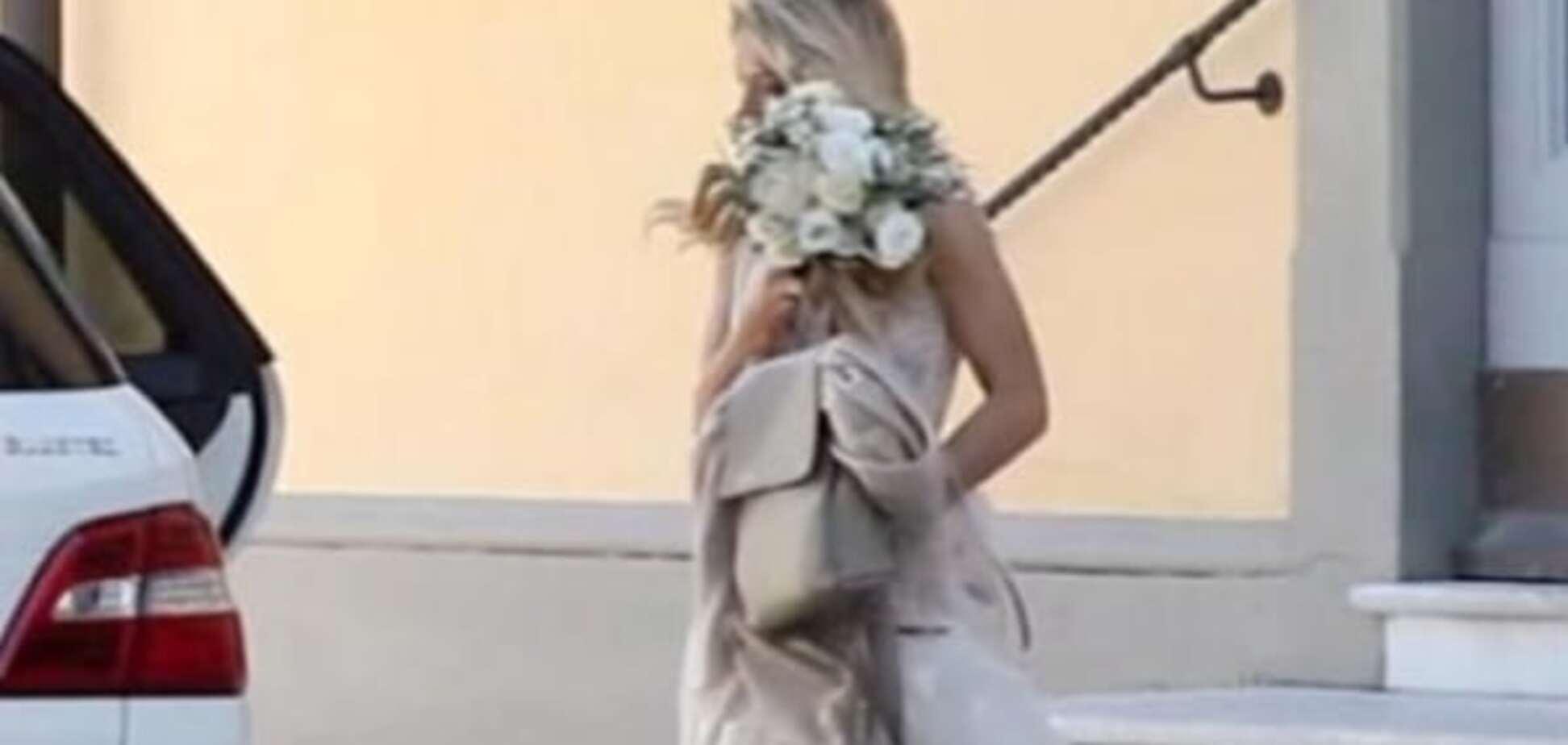 Мер італійського міста розповів подробиці весілля Брежнєвої та Меладзе