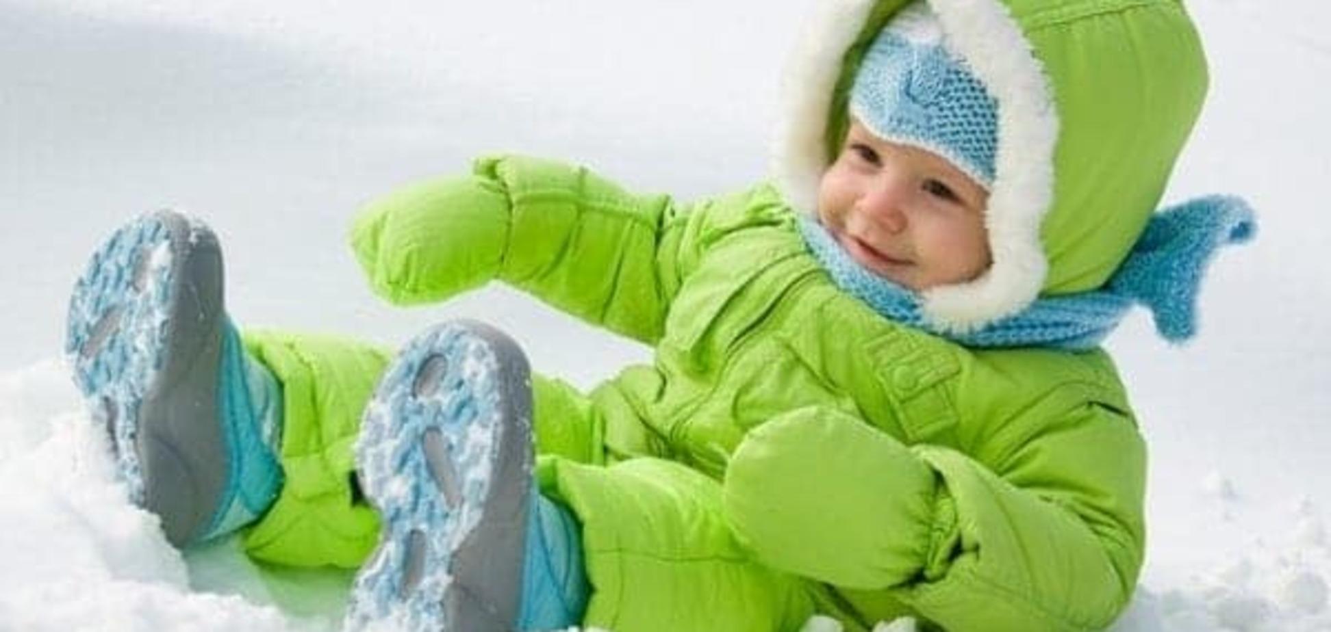 Первая зима ребенка. Какую обувь выбрать?