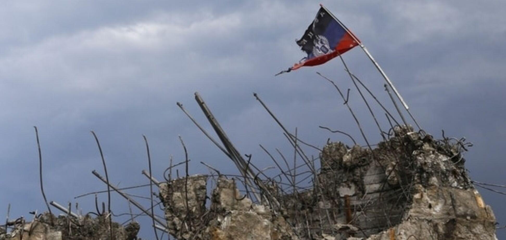 Террористы хотят попасть в тыл сил АТО через 'серую зону' – Тымчук