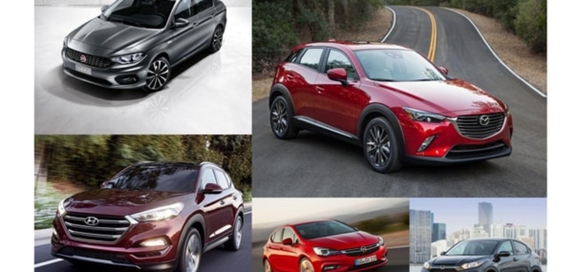 Європейські ЗМІ визначили ТОП-5 недорогих автомобілів року
