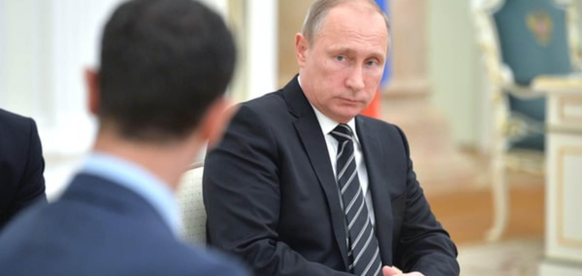 Я на грані, як і ти: Биков у віршах розкрив таємницю переговорів Путіна й Асада