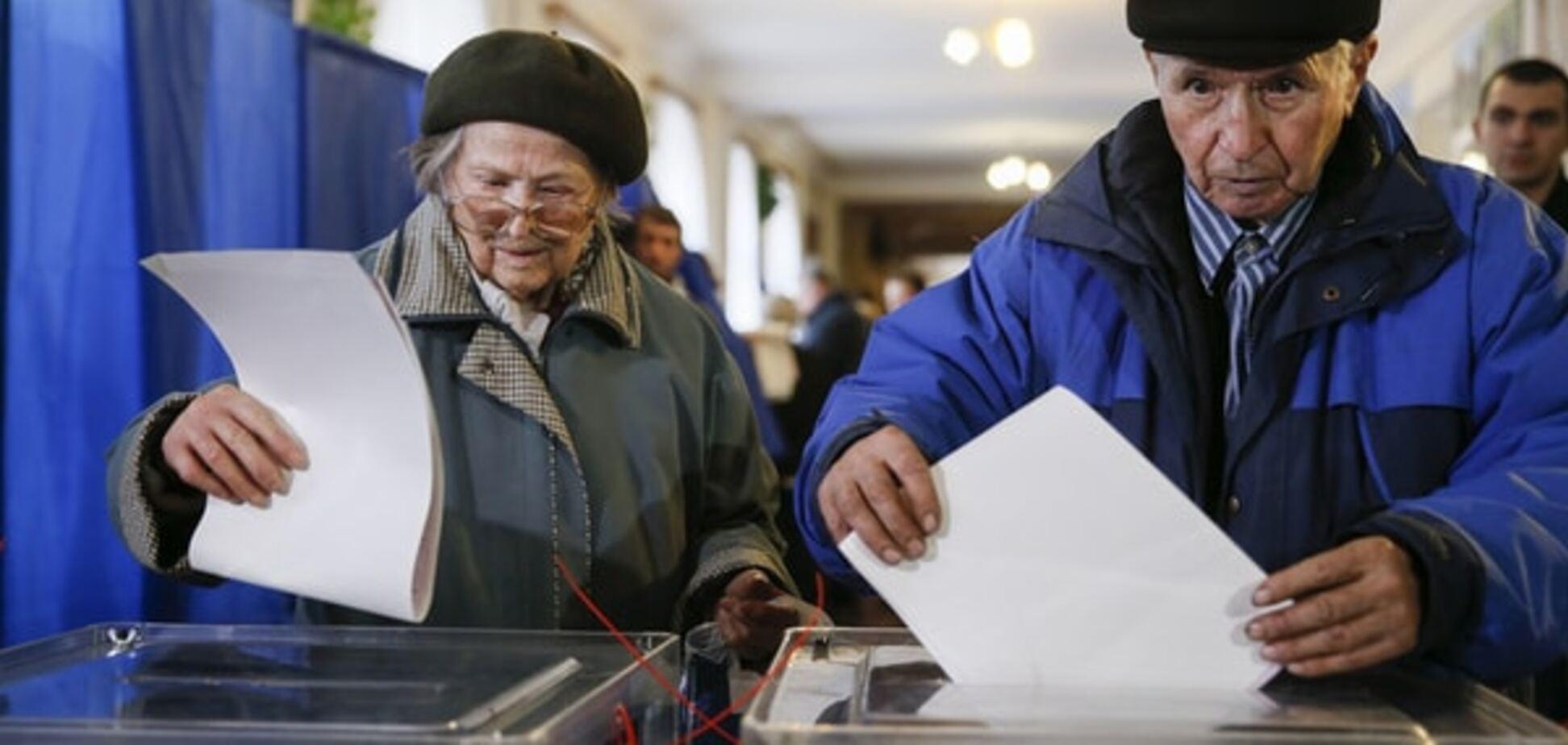 Результати виборів: ЦВК опублікувала оновлені дані