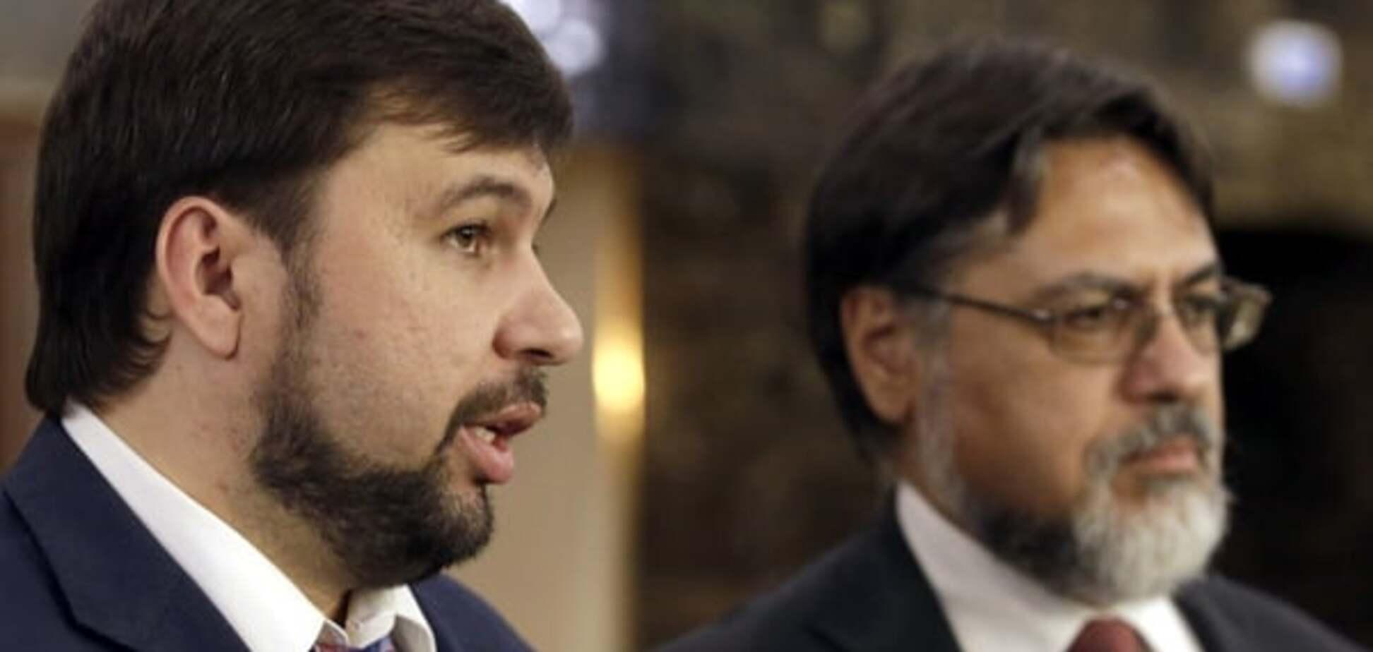 Терористи 'ДНР' поскаржилися на Україну через амністію