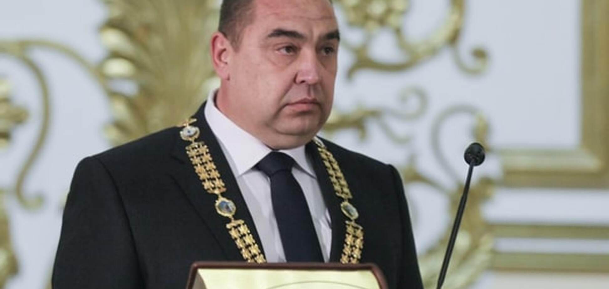 Бережуть, як першу особу РФ: Снєгирьов розповів, хто забезпечує особисту охорону ватажка 'ЛНР'