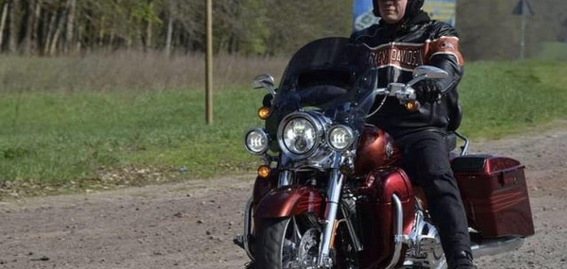 Harley-Davidson для Швайки: стало известно, кто подарил 'свободовцу' дорогой мотоцикл