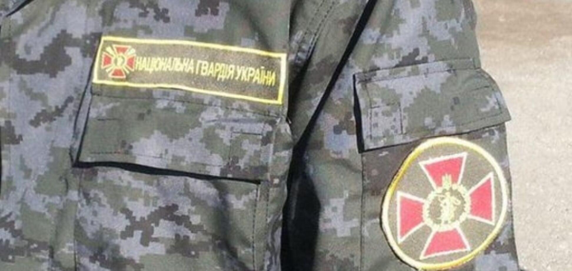 У Києві затримали бійця Нацгвардії з вкраденими боєприпасами