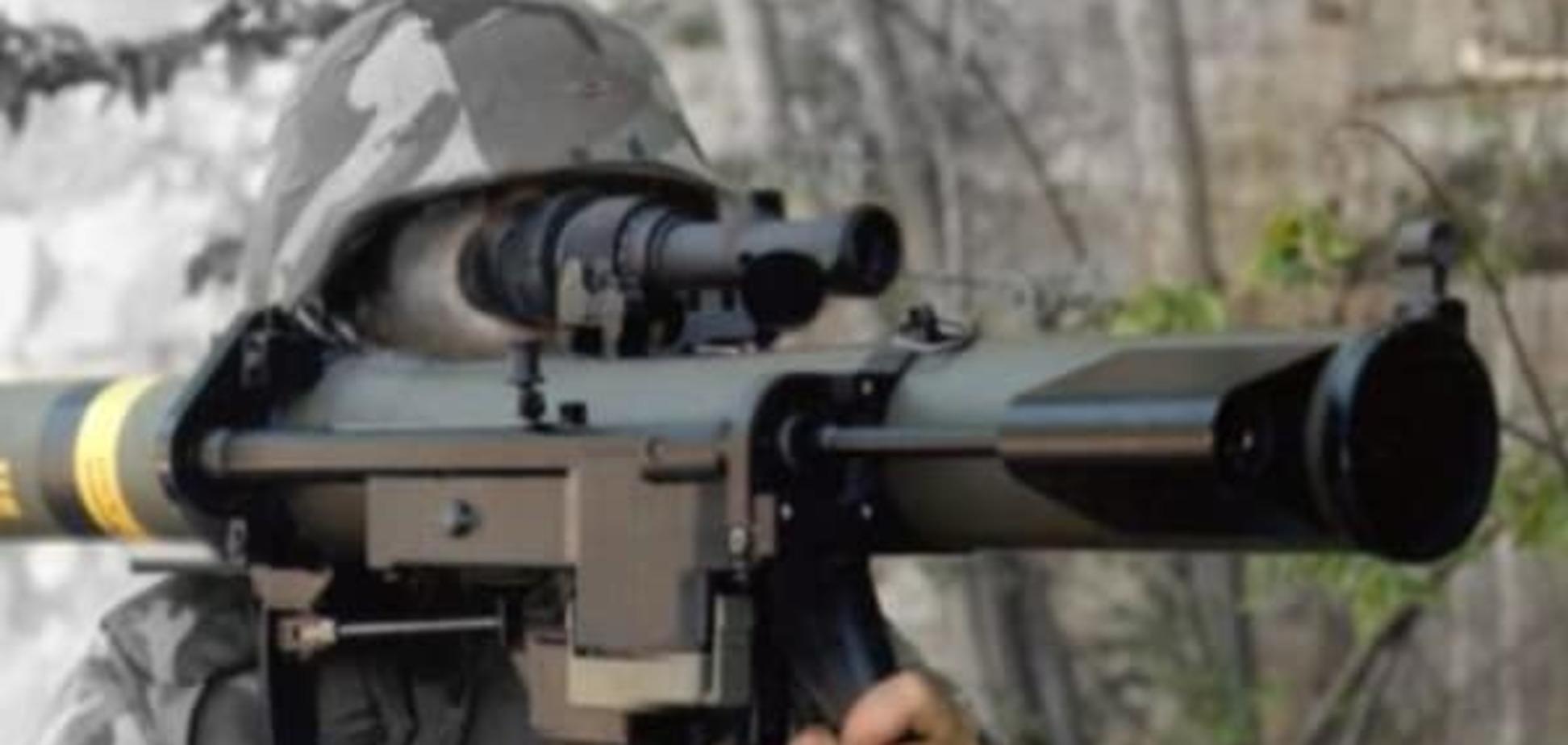 Терористи обстріляли з гранатометів позиції сил АТО під Зайцеве