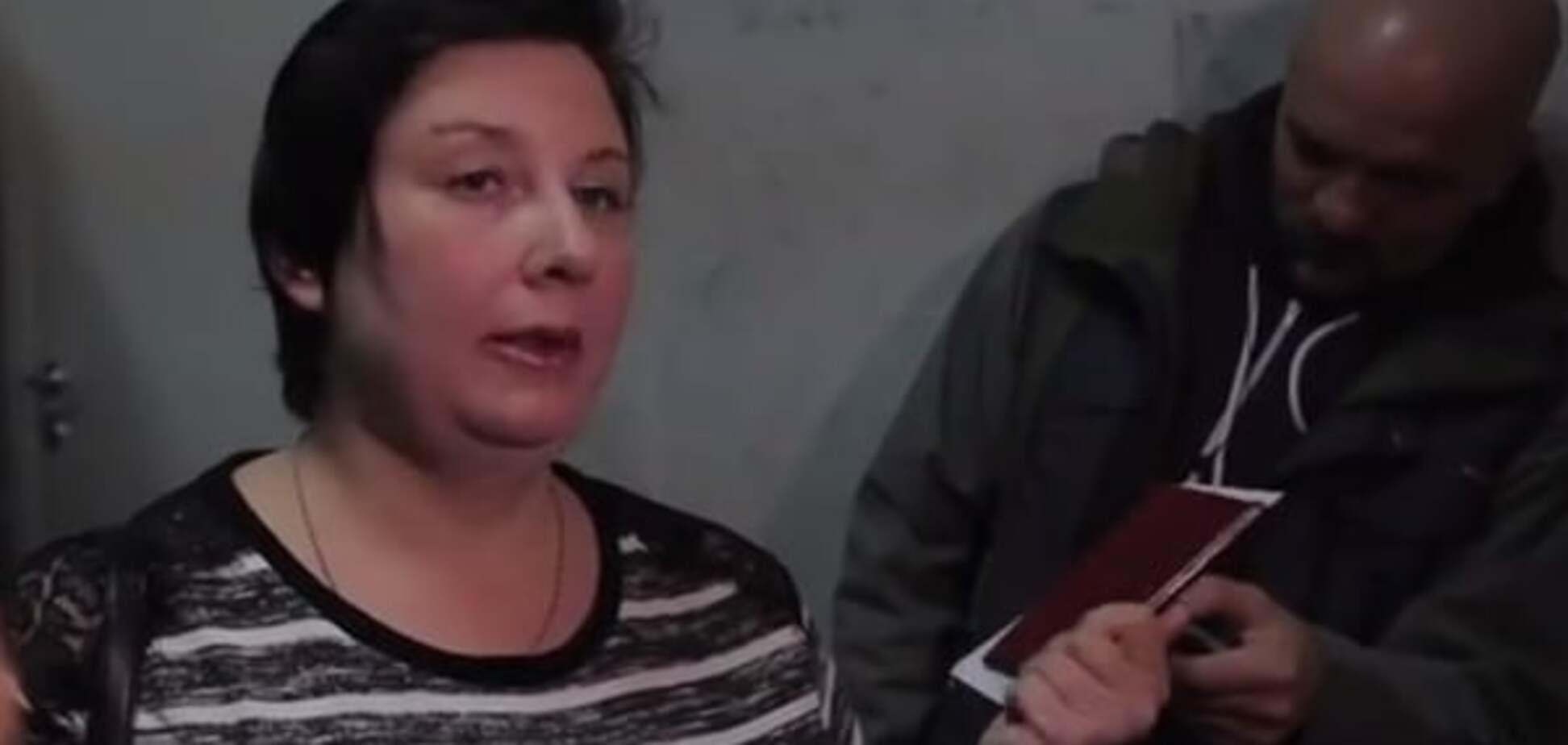 В России начали судить женщину за пост в поддержку Украины: видеофакт