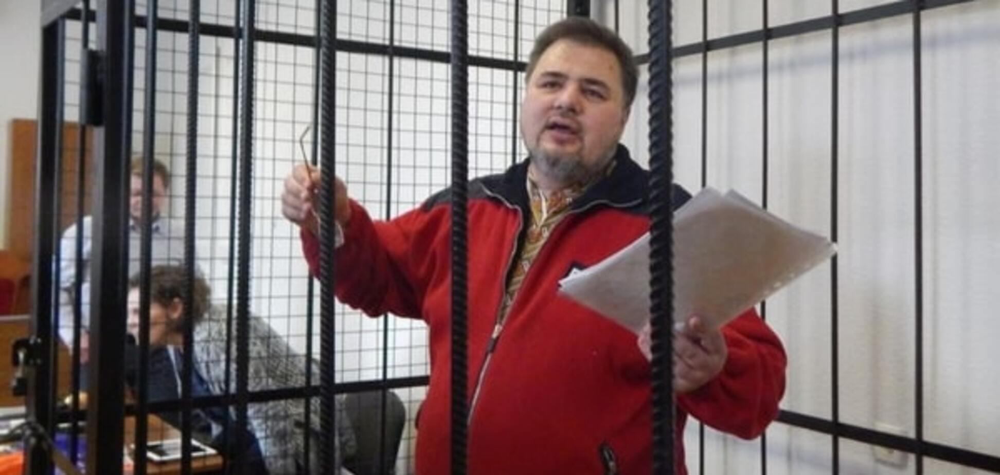 Дело о госизмене: суд над Коцабой не состоялся из-за милиции и выборов