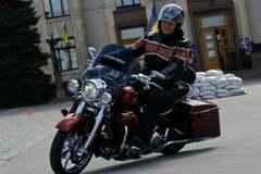 Дорогий доказ: суд забрав у Швайки Harley-Davidson для слідчих