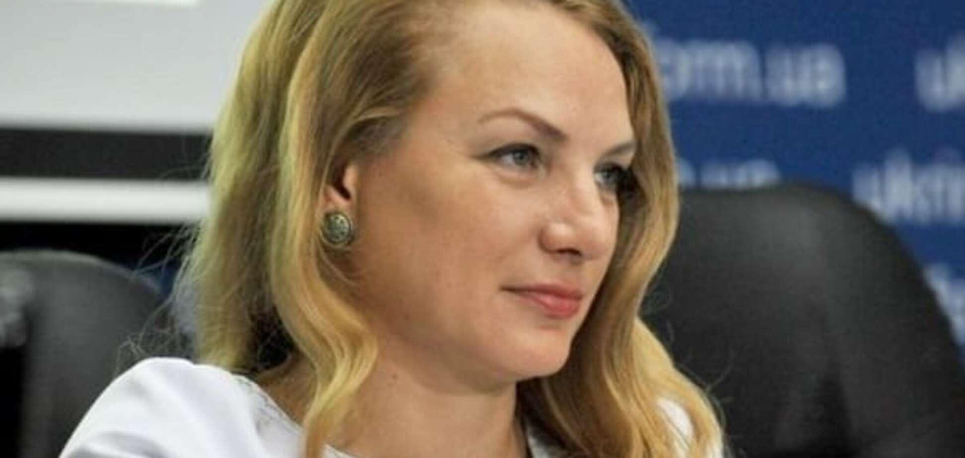 Попова: США и Европа дали нам новое 'оружие' для победы на Донбассе