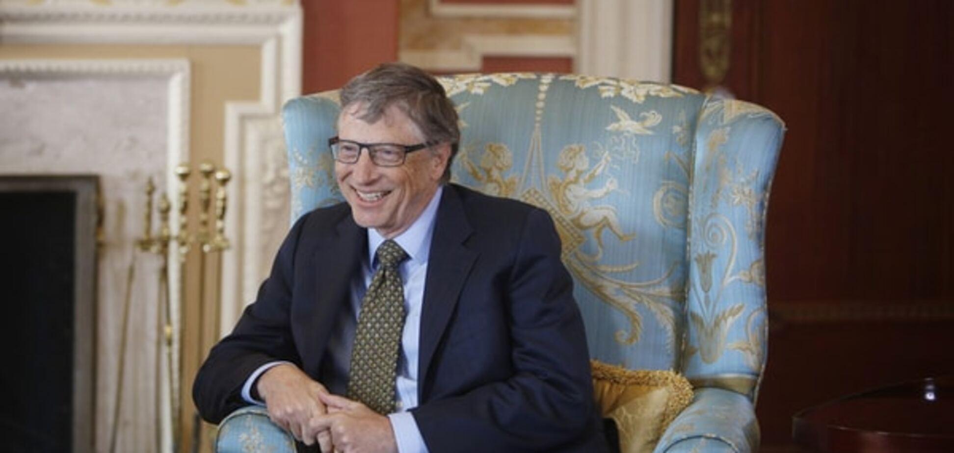 Билл Гейтс: яркие факты из жизни, раритетные фото и любимые книги
