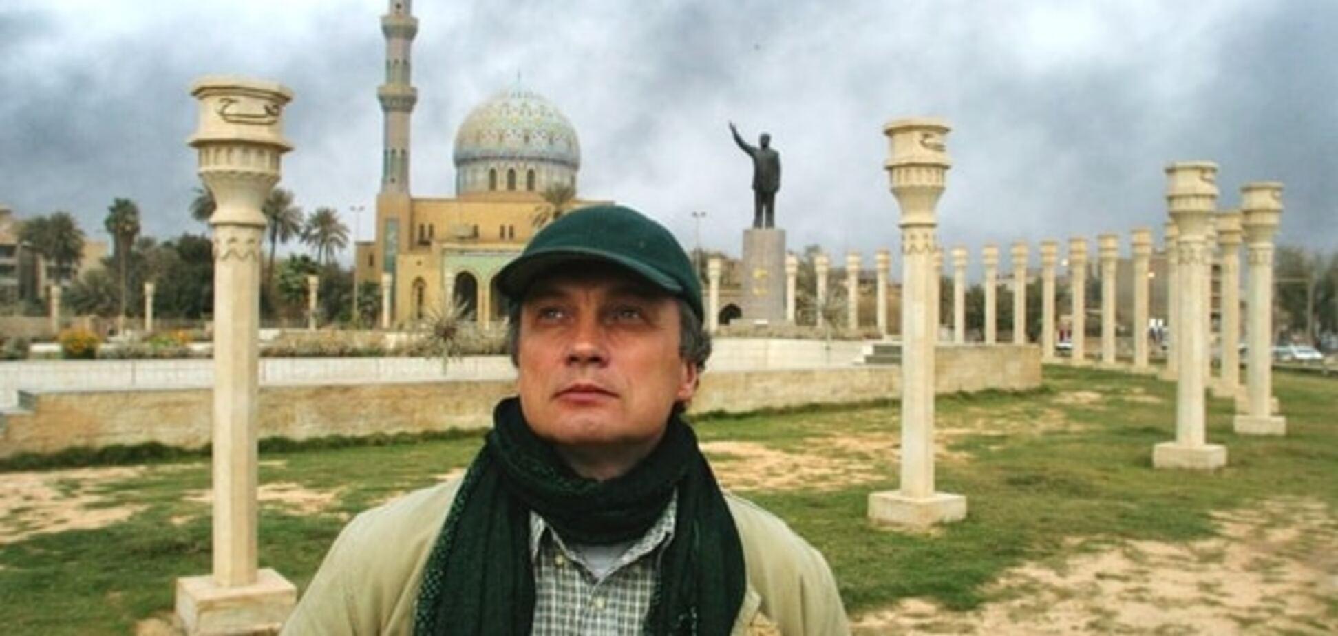 Лойко в Москве стал получать звонки с угрозами из-за книги 'Аэропорт'