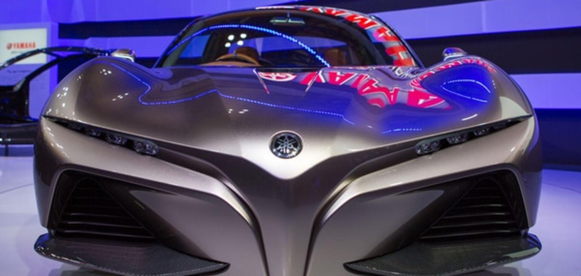 Токійський автосалон: розкрита таємниця першого автомобіля компанії Yamaha