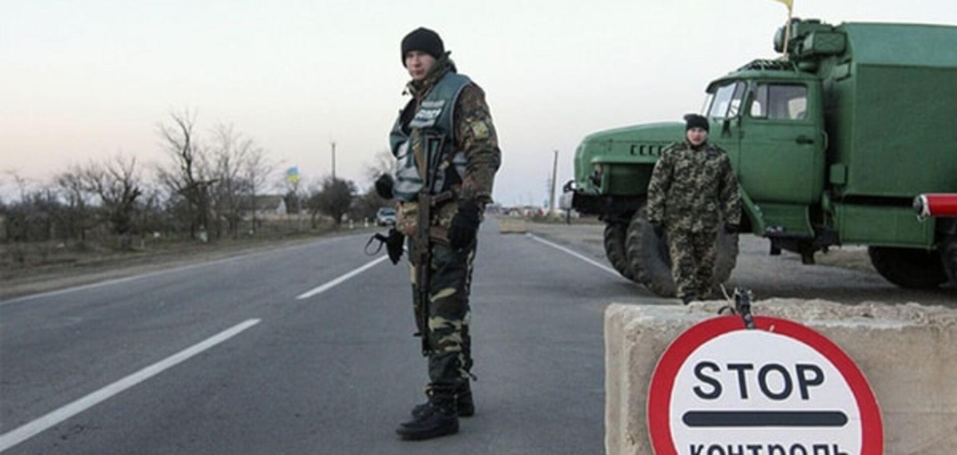 Аферисти налагодили схему видачі фальшивих перепусток на Донбасі