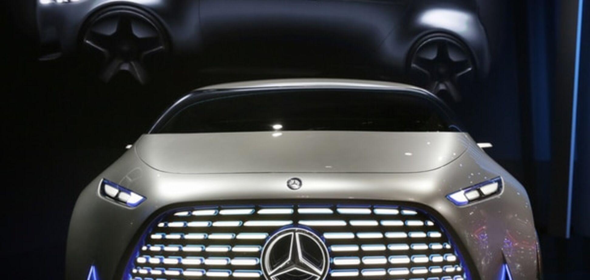 Токійський автосалон: Mercedes-Benz показав свою відповідь японцям