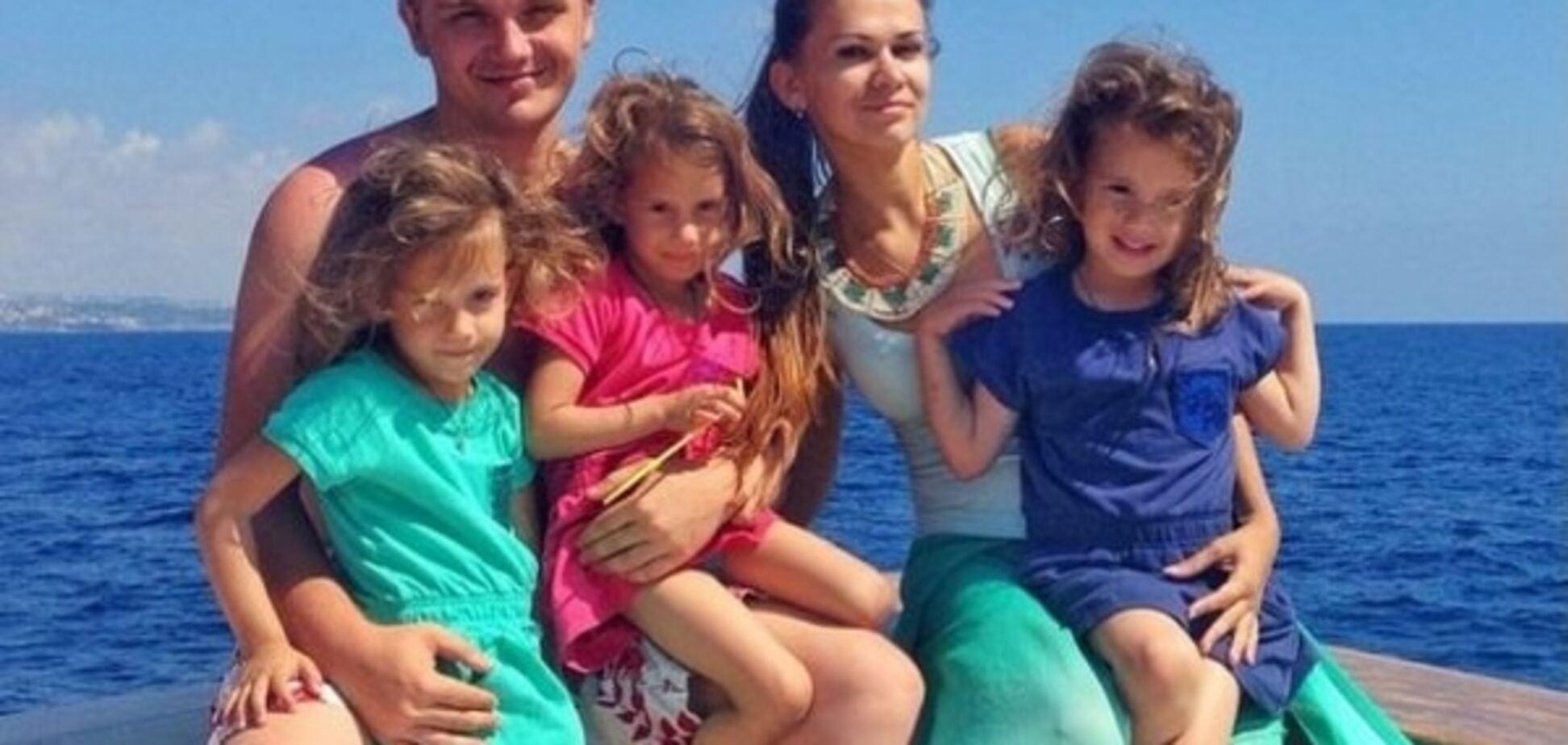 Сложности эмиграции: как украинец с женой и дочками-тройняшками бросил все и переехал на Кипр