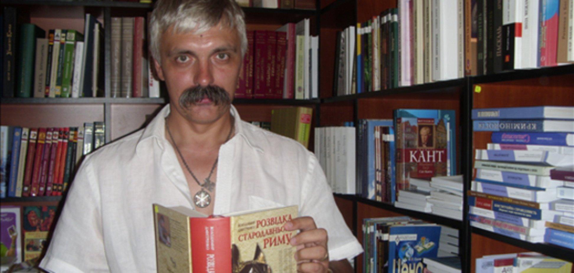Директора украинской библиотеки в Москве могли арестовать из-за стихов Корчинского