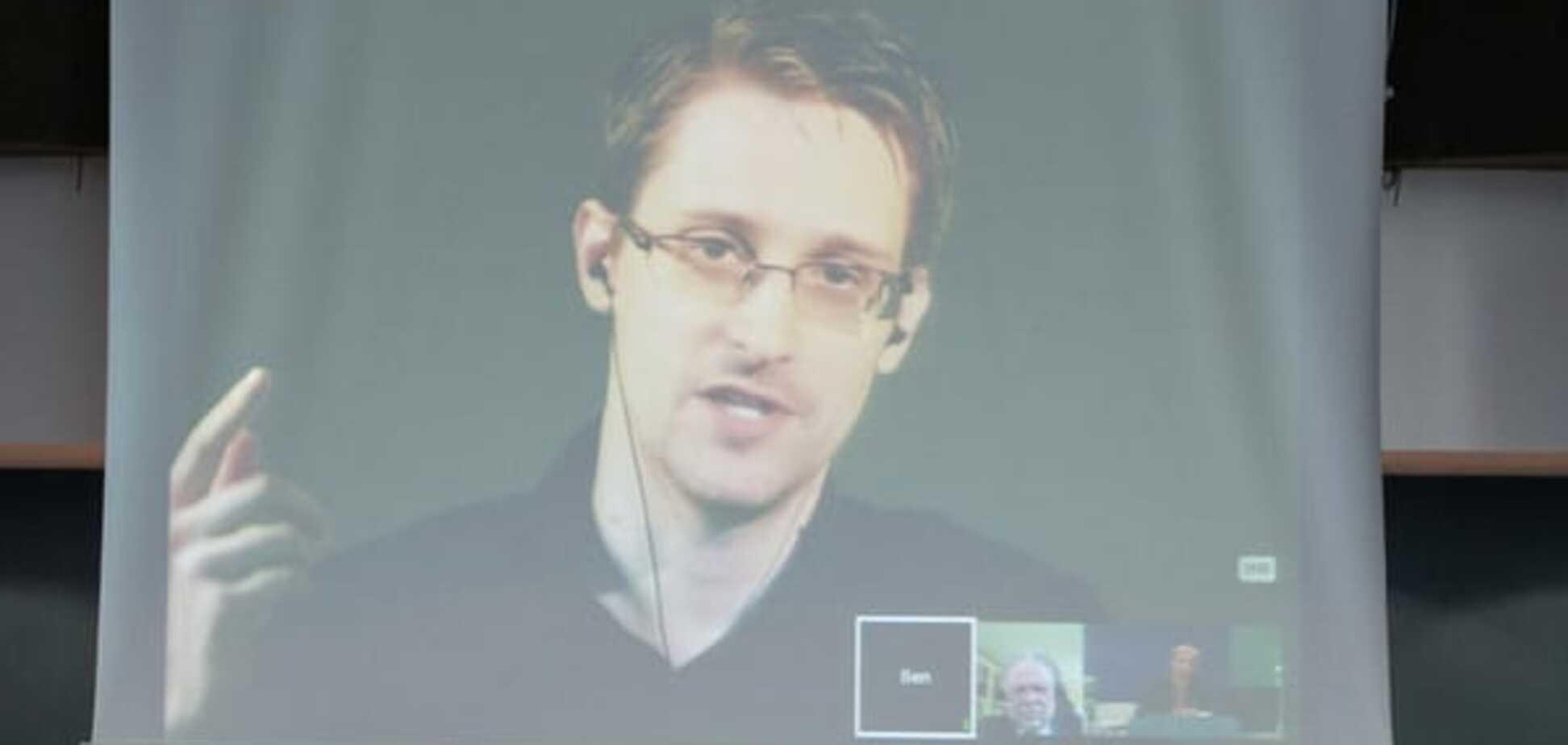 Європарламент заступився за Сноудена