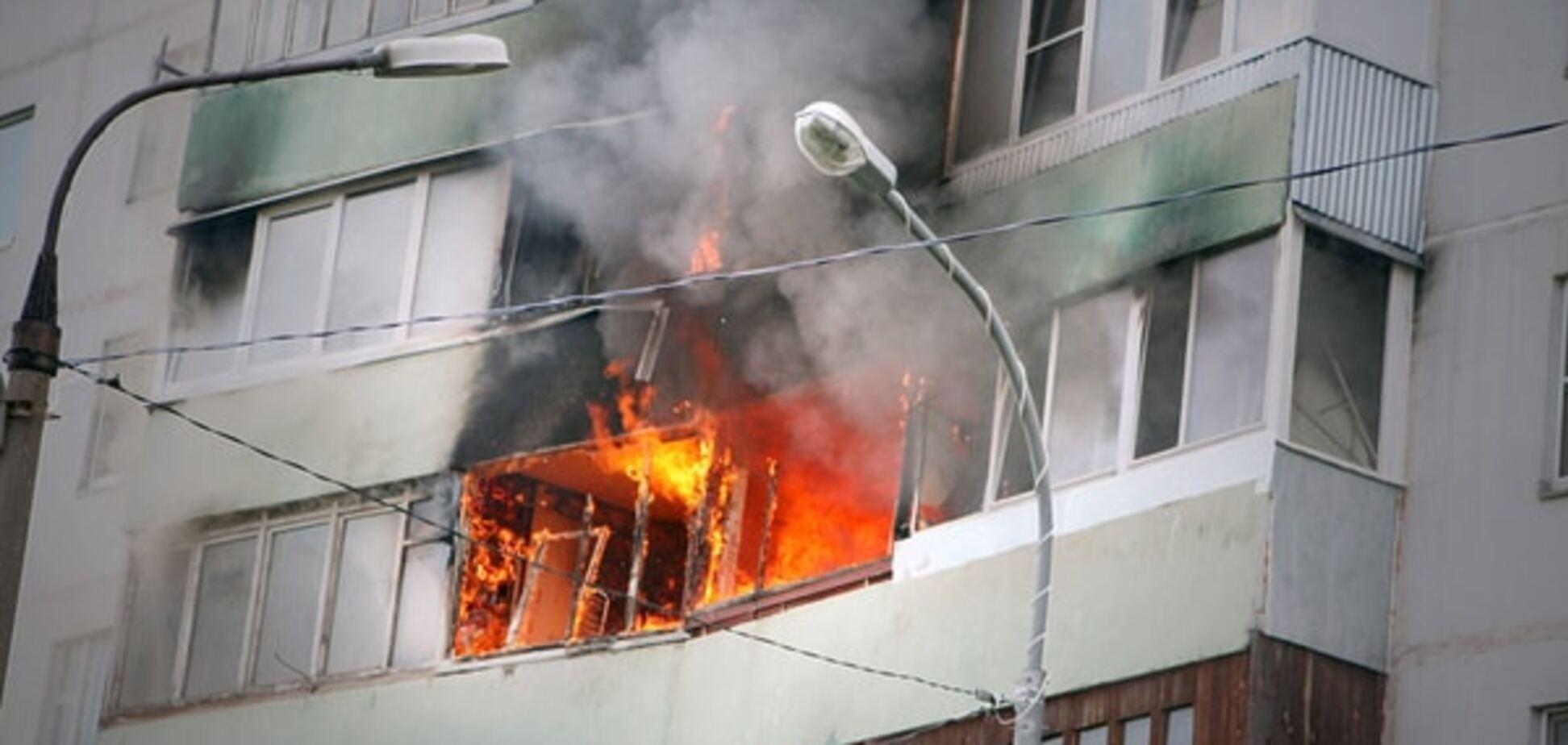 На Одесщине в пожаре погибли трое малолетних детей