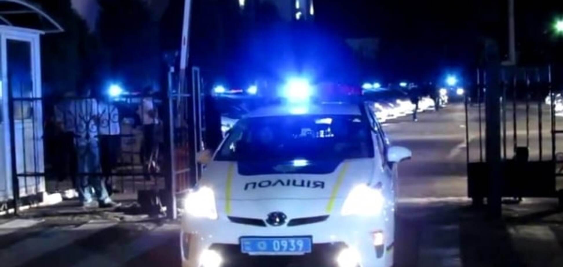 Во Львове пьяные полицейские устроили драку в ночном клубе