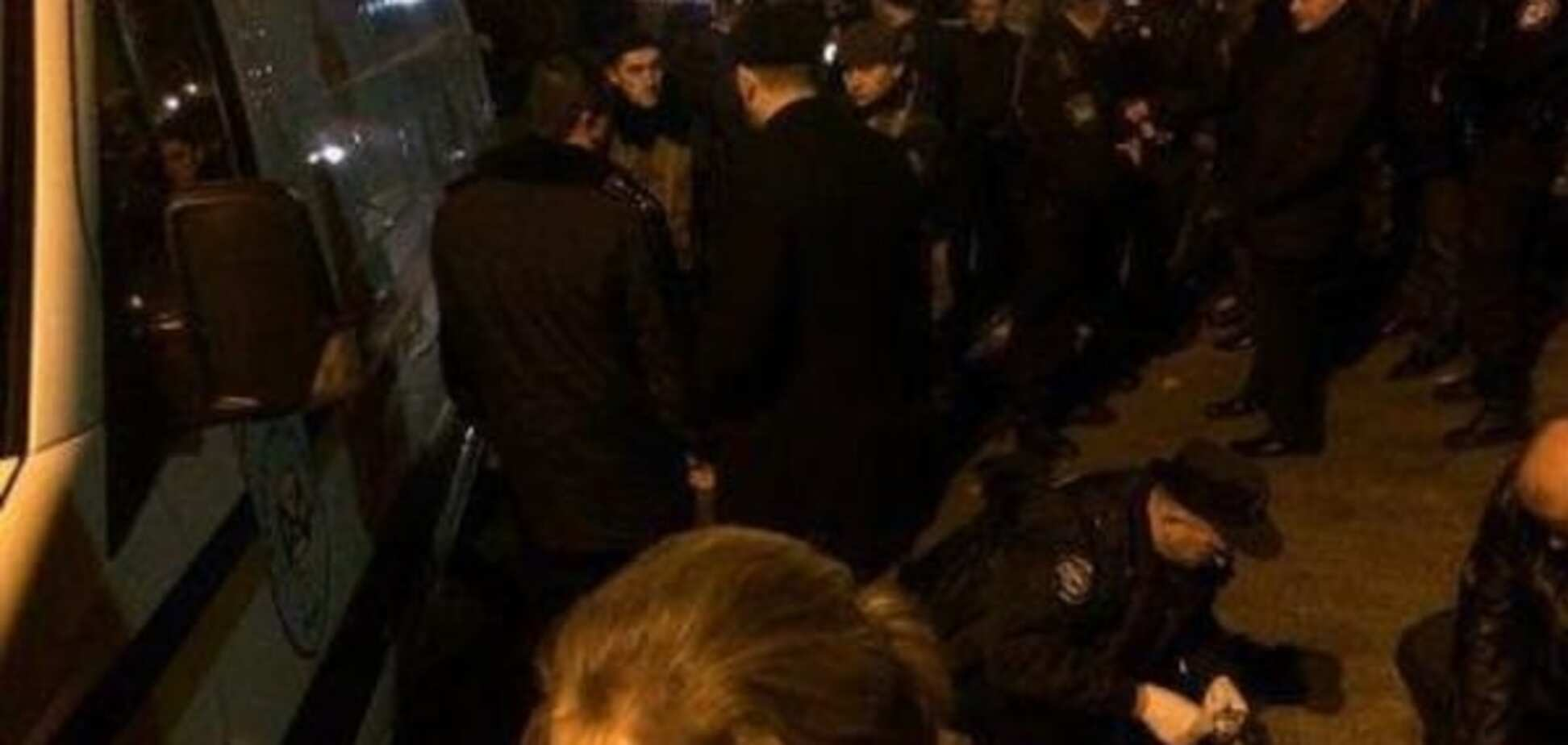 Стали известны подробности взрыва гранаты у дома мэра Львова