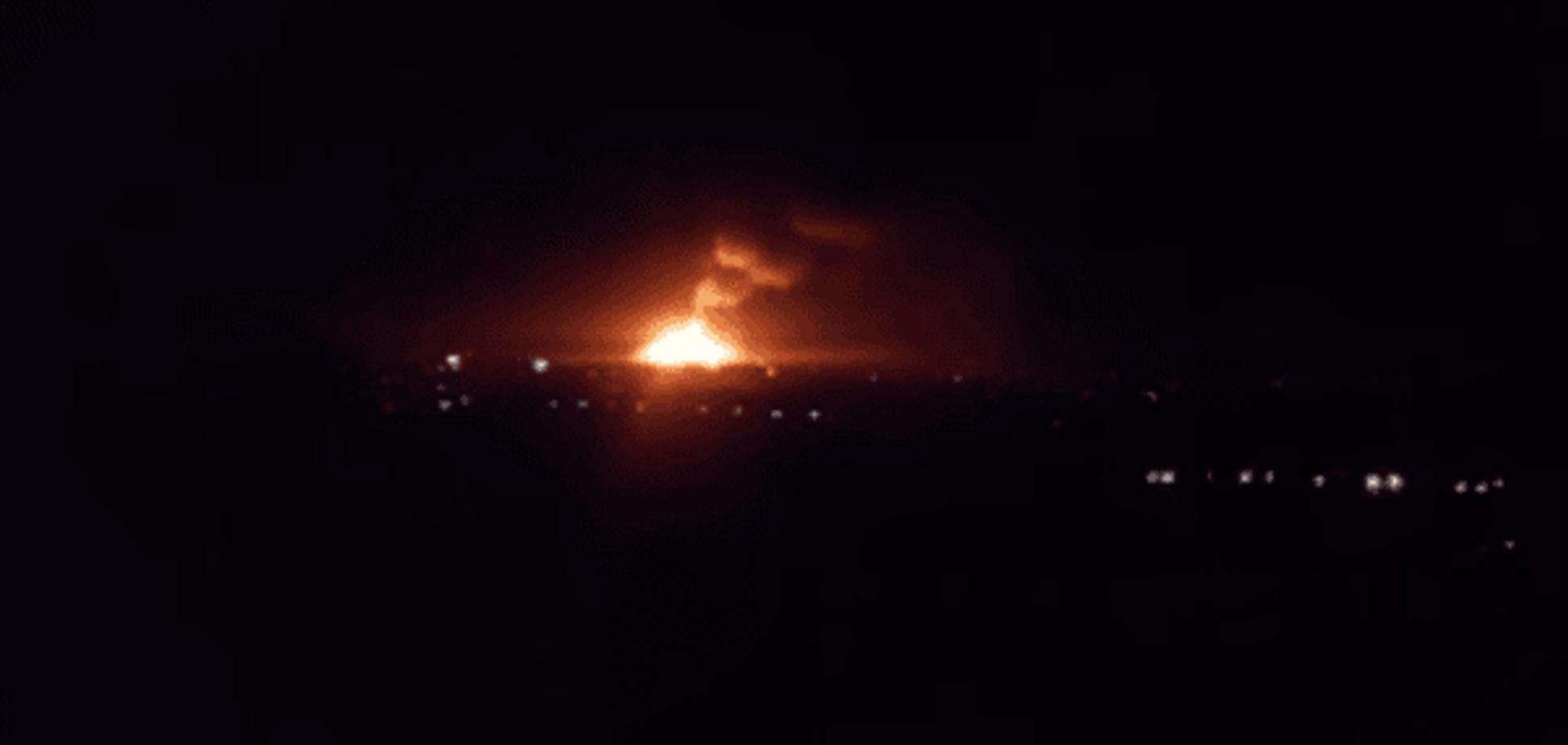 Правоохранители назвали три возможные причины пожара в Сватово