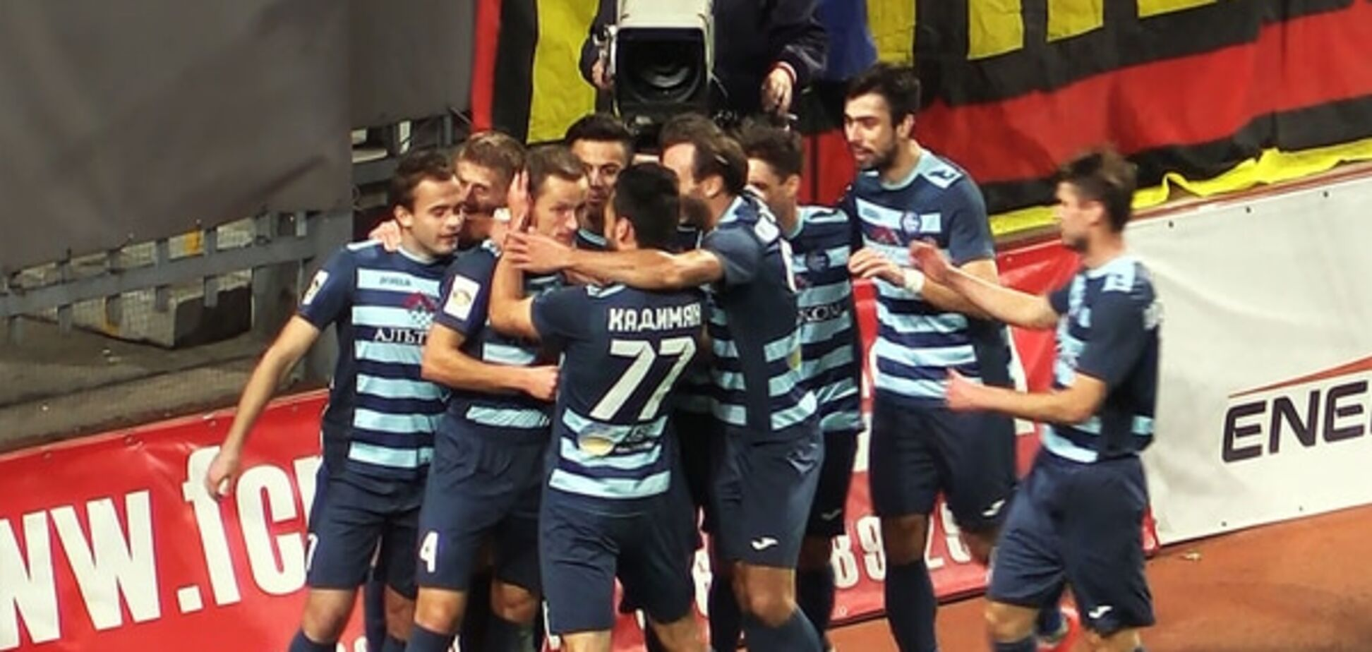 Металлург - Олимпик - 0-3: видео-обзор матча
