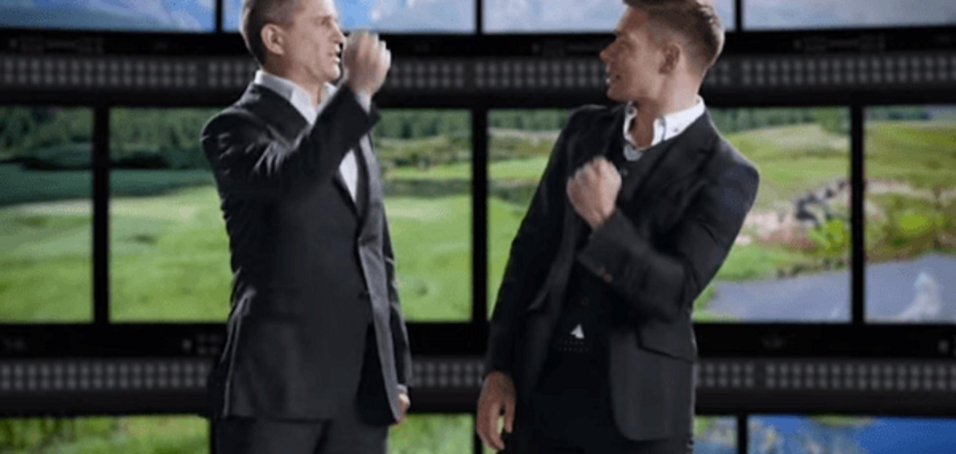 Спикер Следкома снялся в 'убойном' видео на фоне Пьехи и флагов 'ДНР'