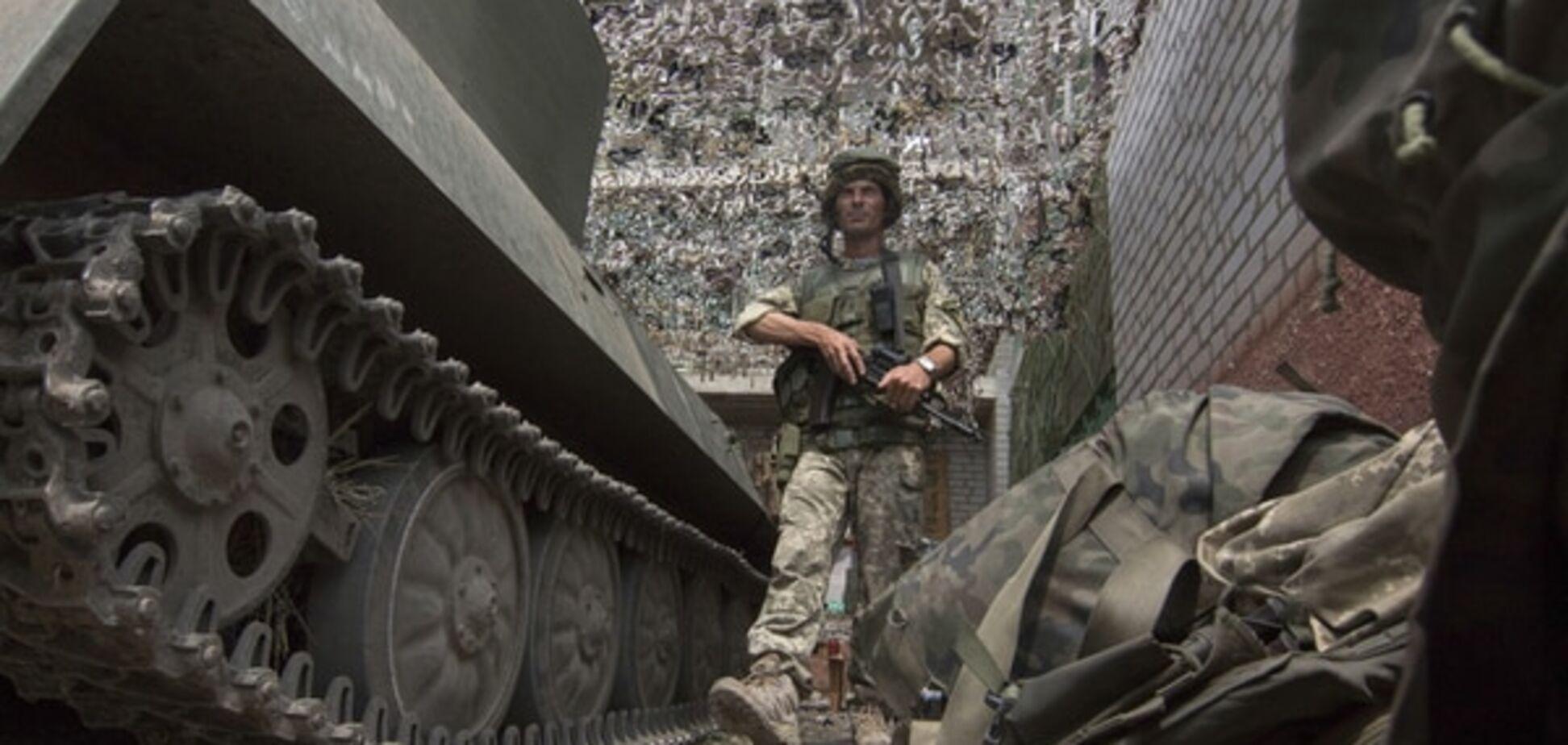 Тимчук дав пораду Генштабу щодо відведення озброєнь на Донбасі