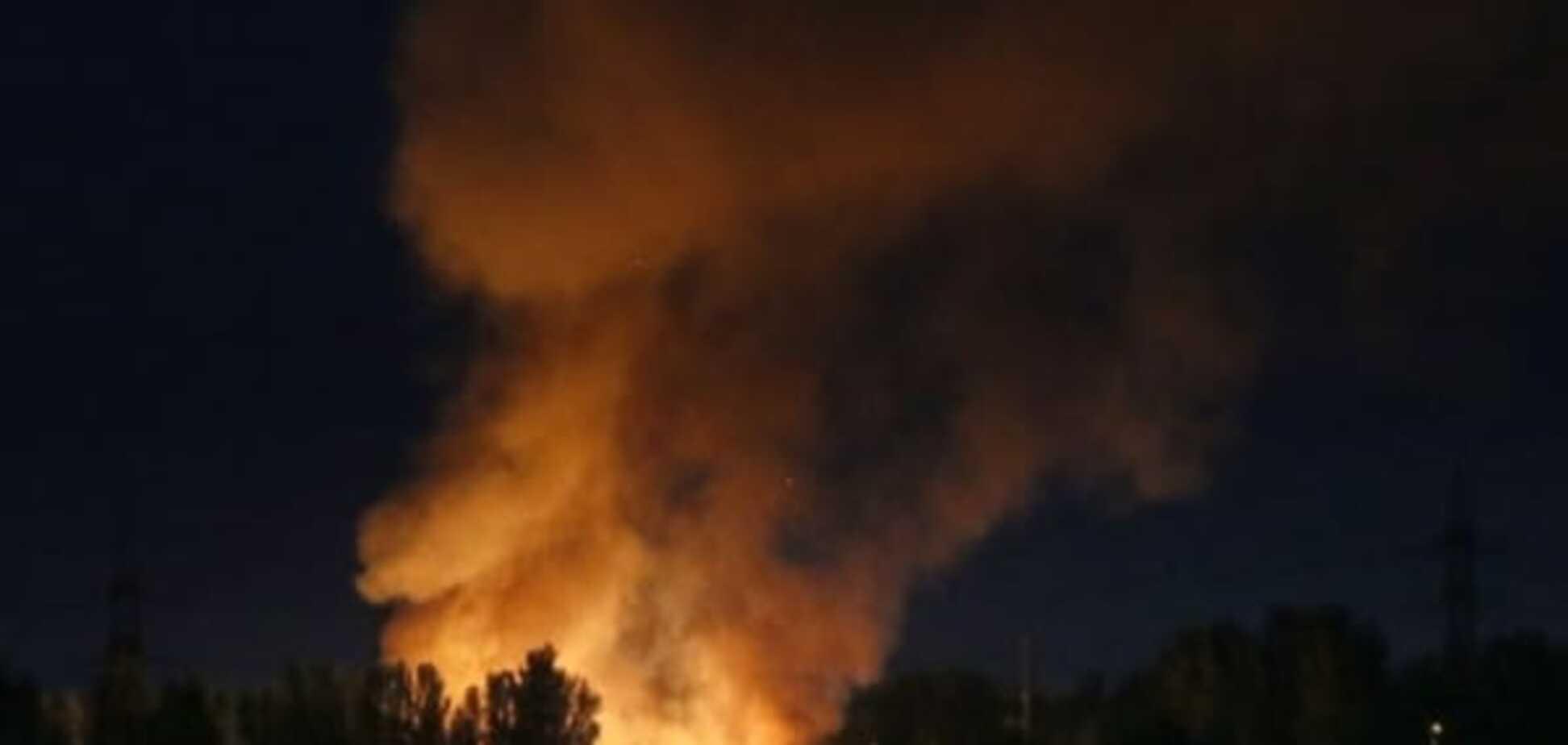 Підлога здригнулася: очевидці повідомляють про потужний вибух у Донецьку