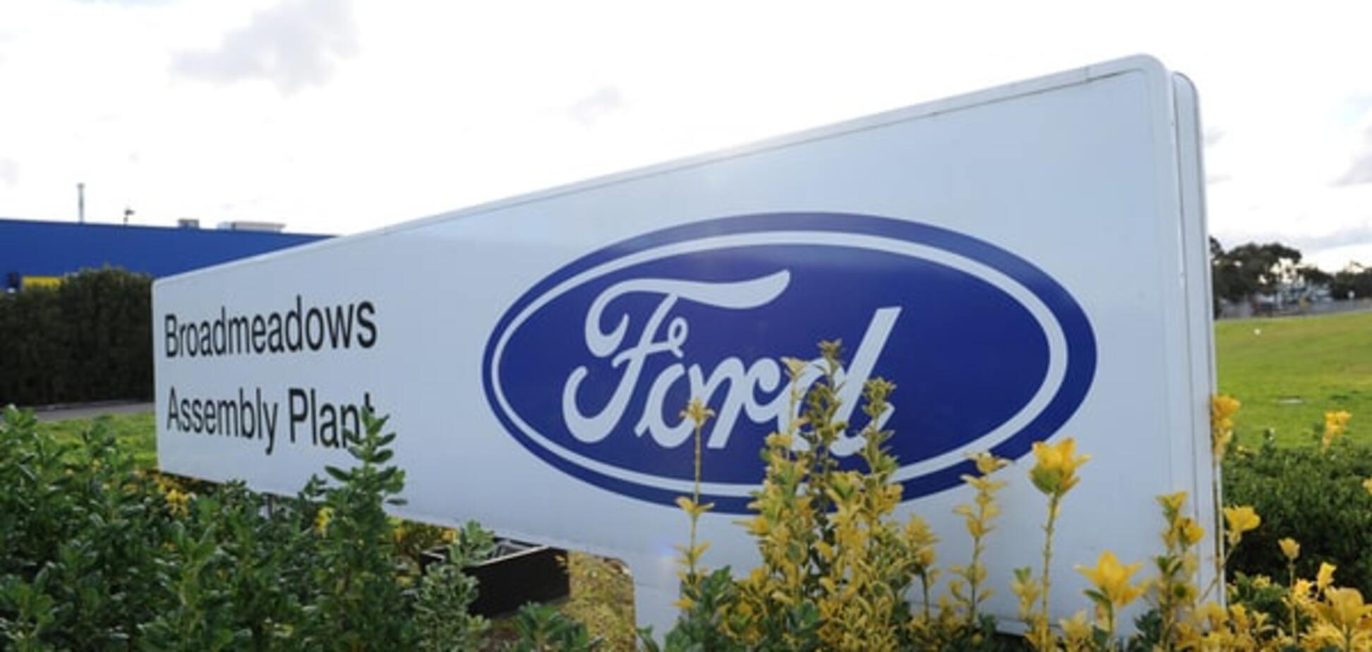 Ford Sollers зупиняє три російські заводи