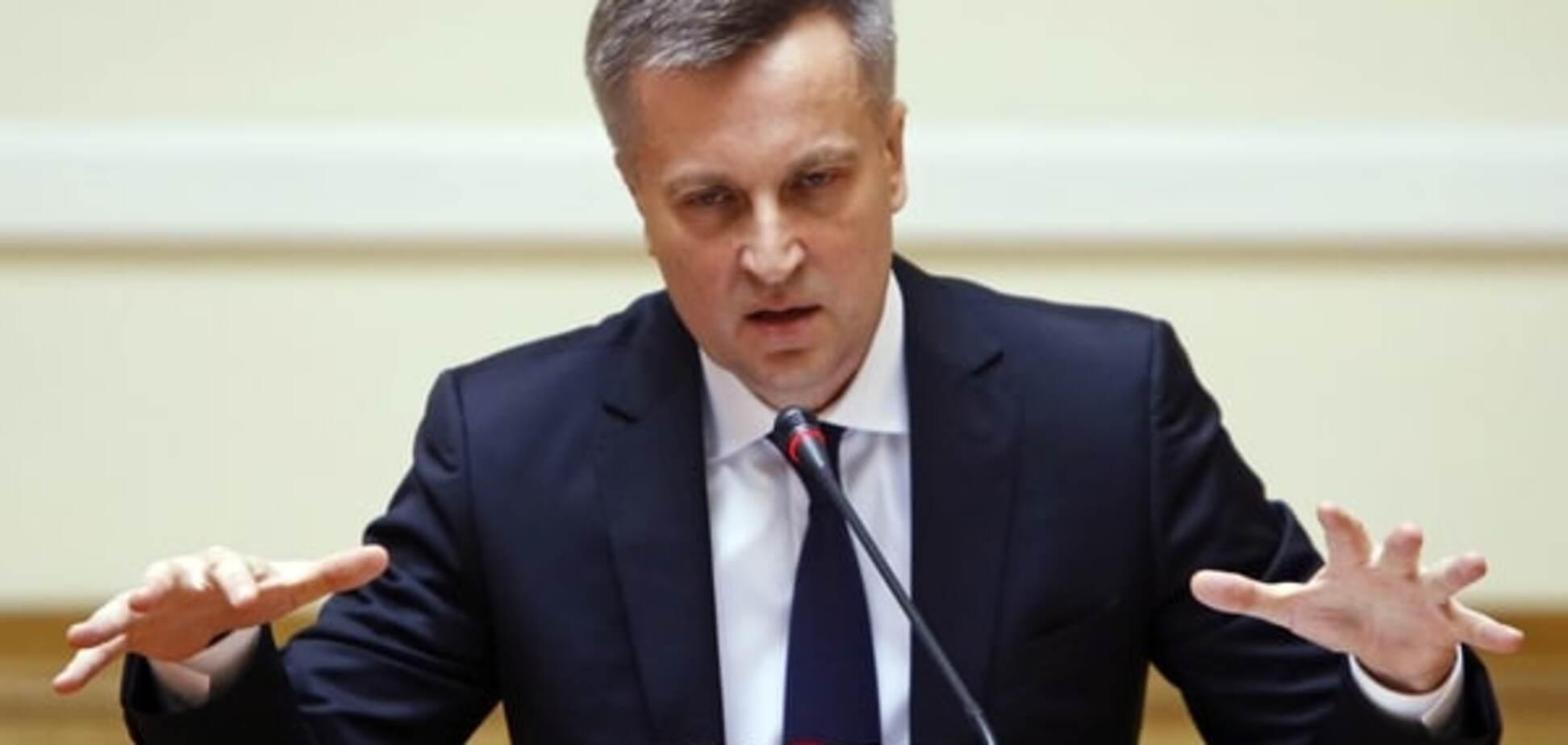 Не святой: журналисты раскрыли коррупционные схемы Наливайченко