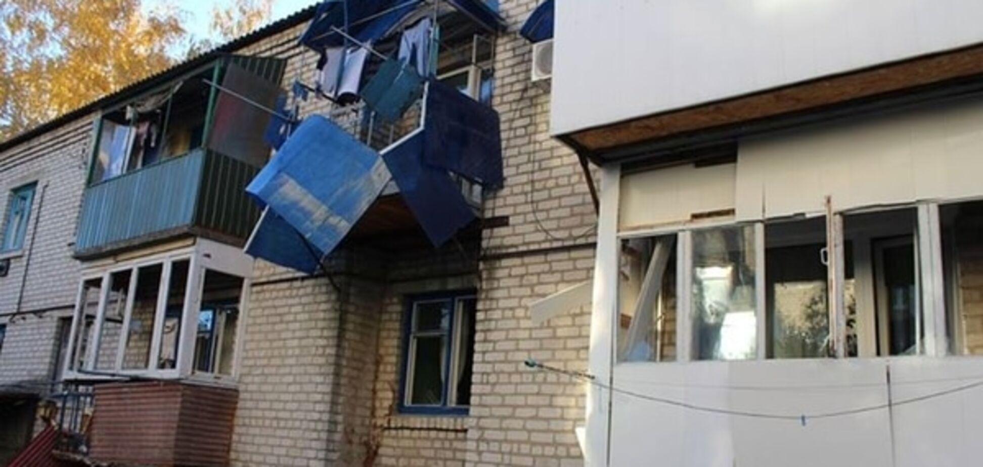 Спасатели потушили склады боеприпасов в Сватово
