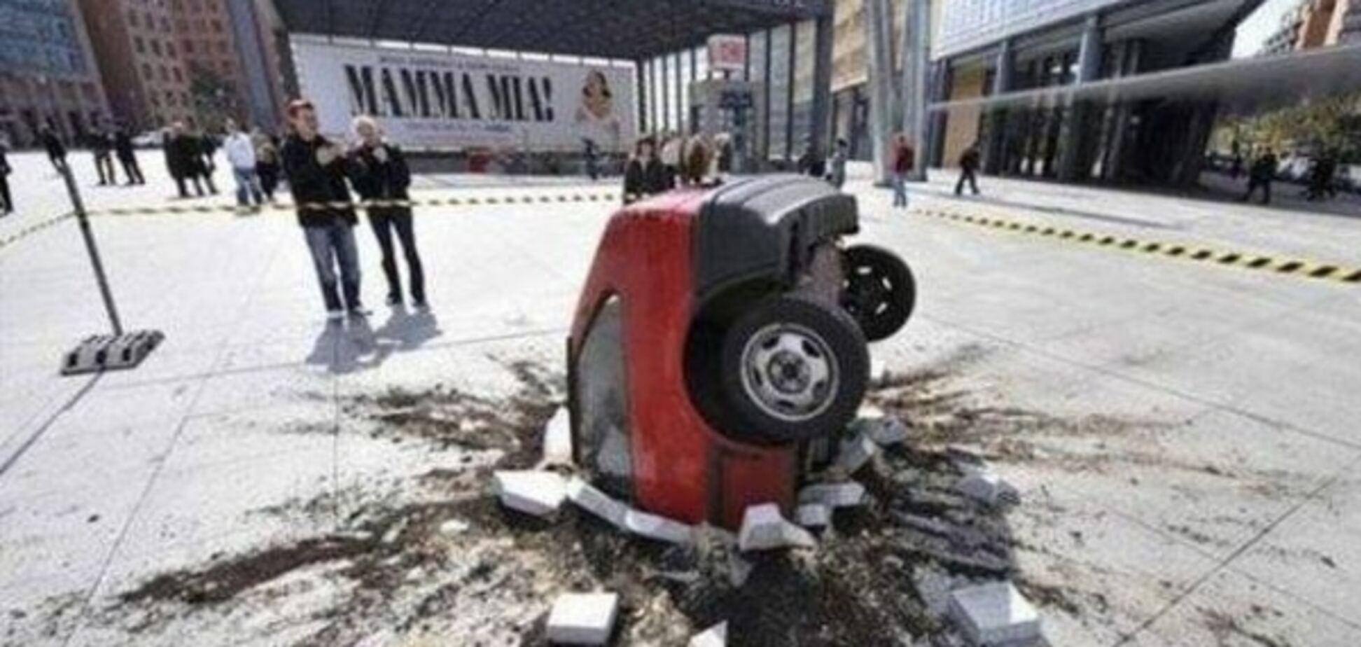 Опубліковано Топ-25 найбезглуздіших аварій у світі