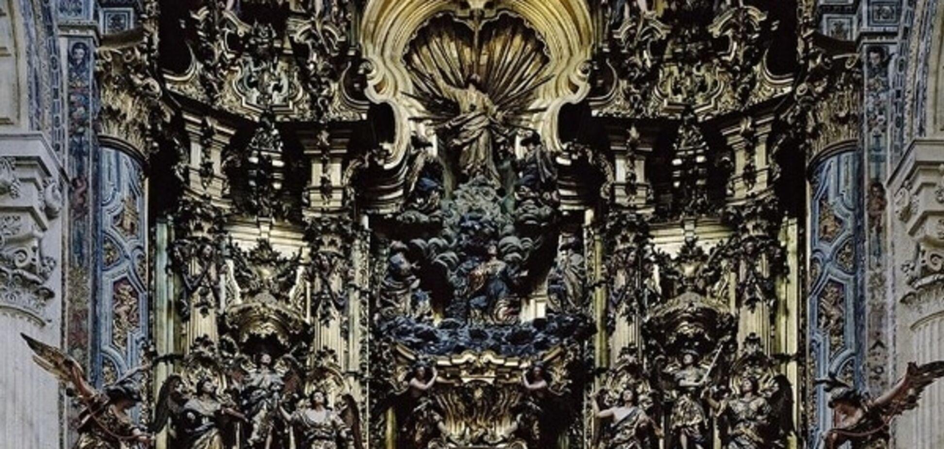 Впечатляющая мощь барочных церквей
