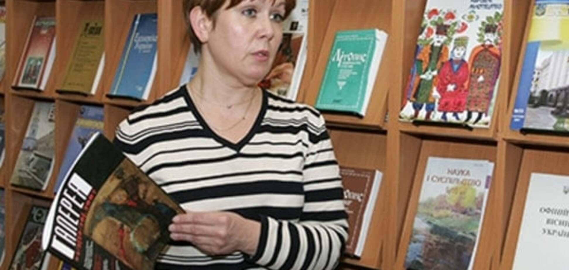 Ветренный следком: директору библиотеки украинской литературы потребовали домашний арест