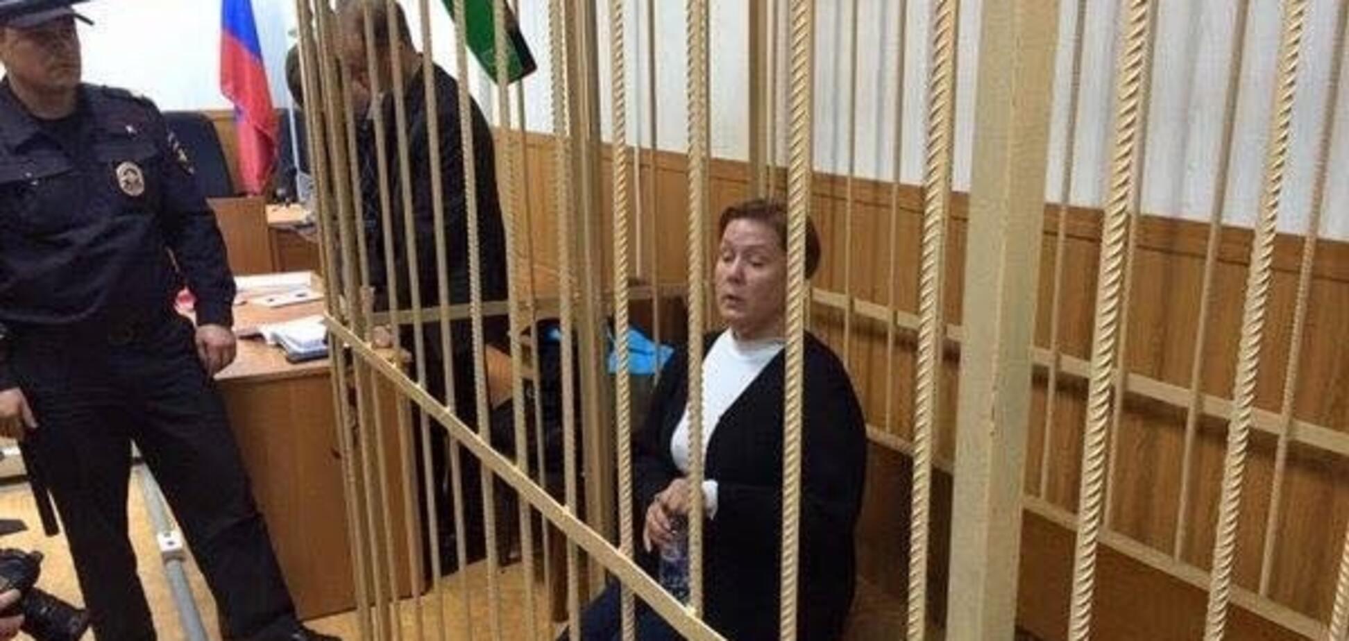 Суд поместил под домашний арест директора Украинской библиотеки в Москве