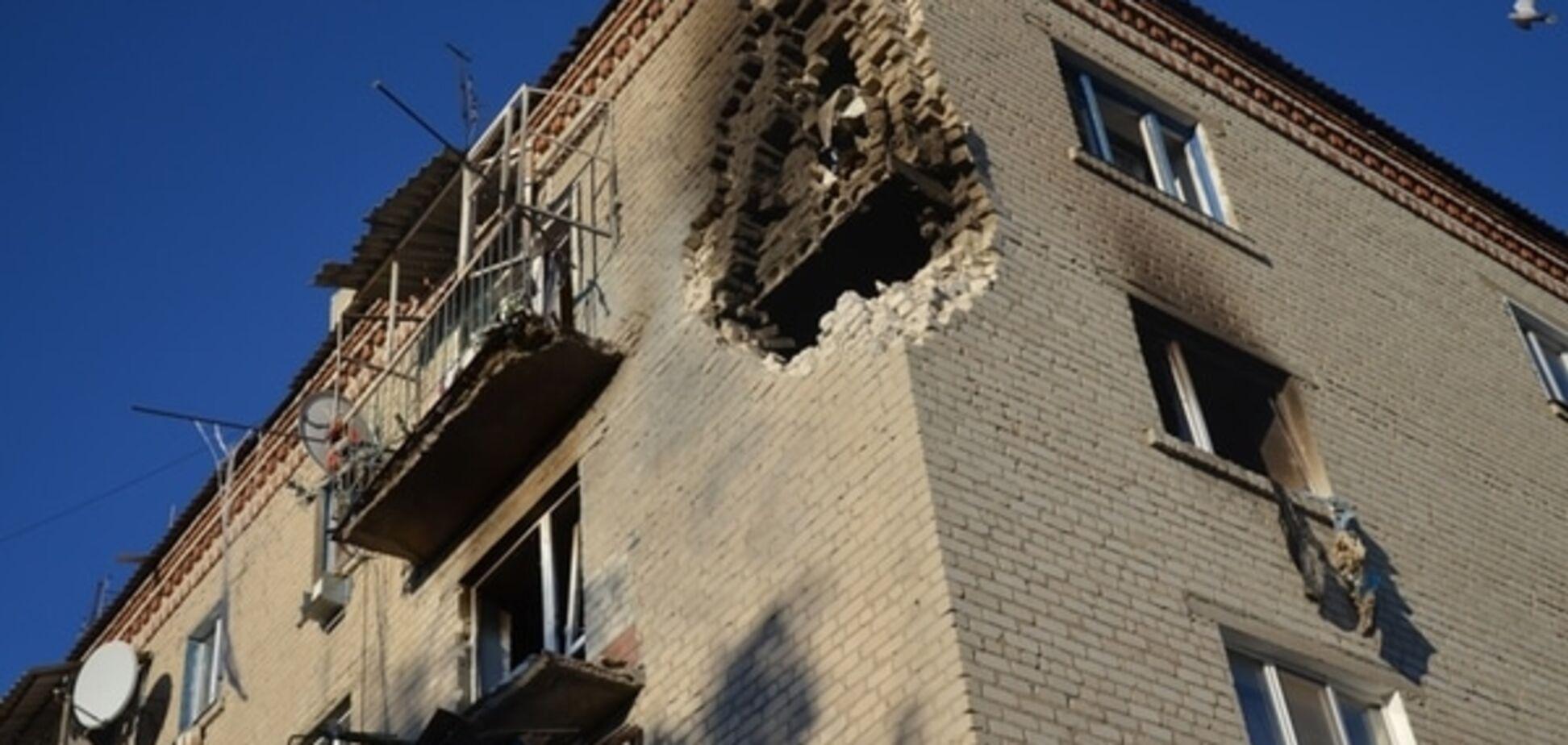 Сватово покинули около пяти тысяч человек из-за взрывов: опубликованы фото