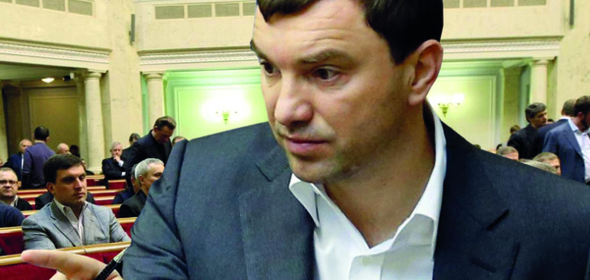 Бизнес на долгах 'Ощадбанка': команда Иванчука скупает должников финучреждения